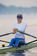 Amsterdam. NETHERLANDS. GBR W1X, Victoria THORNLEY. 2014 FISA  World Rowing. Championships.  De Bosbaan Rowing Course . 07:25:14  Thursday  21/08/2014  [Mandatory Credit; Peter Spurrier/Intersport-images]