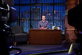 """April 28, 2021 - NY: NBC's """"Late Night With Seth Meyers"""" - Episode 1137A"""