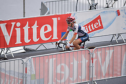 Cecilie Uttrup Ludwig takes to the course at La Course High Speed Pursuit 2017 - a 22.5 km pursuit road race on July 22, 2017, in Marseille, France. (Photo by Sean Robinson/Velofocus.com)