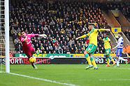 Norwich City v Reading 291114