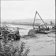 ackroyd-P017-18 dredging on Swan Island. June 15, 1964