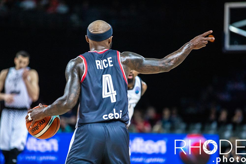 Terese Rice (USA/Brose Bamberg) <br /> <br /> <br /> Basketball Champions League Final Four Antwerp 2019<br /> Semi-Final: Virtus Segafredo Bologna (ITA) vs. Brose Bamberg (GER) : 67-50 <br /> <br /> ©RhodePhoto