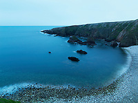 Donegal coast Bloody Foreland Ireland, night