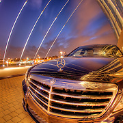 Mercedes Benz Show Car at the Kauffman Center for the Performing Arts