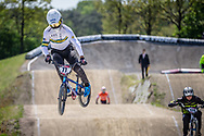 #77 (SAKAKIBARA Kai) AUS during practice of Round 3 at the 2018 UCI BMX Superscross World Cup in Papendal, The Netherlands