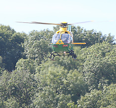 Wroxhall Collision