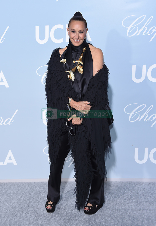 Courteney Cox and Johnny McDaid arriving to the Hollywood for Science Gala at a Private Residence on February 21, 2019 in Los Angeles, CA. 21 Feb 2019 Pictured: Donna Karan. Photo credit: O'Connor/AFF-USA.com / MEGA TheMegaAgency.com +1 888 505 6342