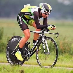 Sportfoto archief 2012<br /> Nederlands Kampioenschap tijdrijden vrouwen Emmen Loes Gunnewijk