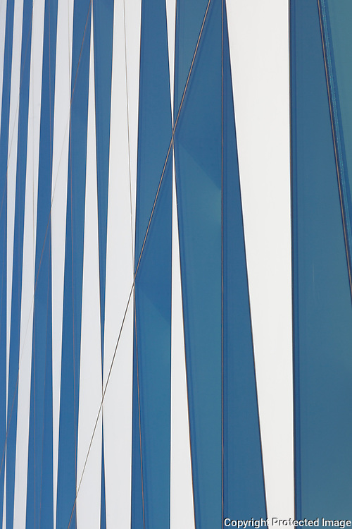 Saxo Bank Headquarters by 3XN, Copenhagen, Denmark.<br /> Architect: 3XN. Built: 2009