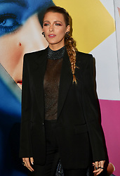 September 11, 2018 - New York City, New York, USA - 9/10/18.Blake Lively at the world premiere of ''A Simple Favor'' held at The Museum of Modern Art in New York City..(NYC) (Credit Image: © Starmax/Newscom via ZUMA Press)