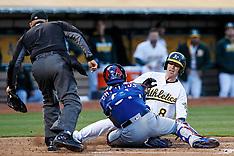 20160614 - Texas Rangers at Oakland Athletics