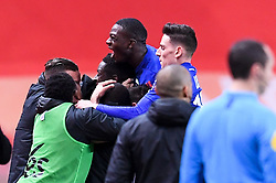 January 19, 2019 - Monaco, France - 22 YOUSSOUF FOFANA (STRA) - 19 ANTHONY CACI (STRA) - JOIE (Credit Image: © Panoramic via ZUMA Press)