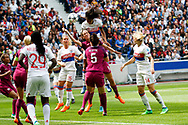 Wendie Renard to OL during the UEFA Women's Champions League, semi final, 2nd leg football match between Olympique Lyonnais and Manchester City on April 29, 2018 at Groupama stadium in Décines-Charpieu near Lyon, France - Photo Romain Biard / Isports / ProSportsImages / DPPI