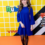 NLD/Amsterdam/20180325 - Nickelodeon Kid's Choice Awards 2018, Sterre Koning