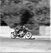 """04/07/1953.07/04/1953.04 July 1953 .Motorcycle race """"Skerries 100""""."""