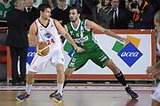 DESCRIZIONE : Campionato 2013/14 Acea Virtus Roma - Sidigas Avellino<br /> GIOCATORE : Riccardo Moraschini<br /> CATEGORIA : Palleggio Tecnica Controcampo<br /> SQUADRA : Acea Virtus Roma<br /> EVENTO : LegaBasket Serie A Beko 2013/2014<br /> GARA : Acea Virtus Roma - Sidigas Avellino<br /> DATA : 02/02/2014<br /> SPORT : Pallacanestro <br /> AUTORE : Agenzia Ciamillo-Castoria / GiulioCiamillo<br /> Galleria : LegaBasket Serie A Beko 2013/2014<br /> Fotonotizia : Campionato 2013/14 Acea Virtus Roma - Sidigas Avellino<br /> Predefinita :