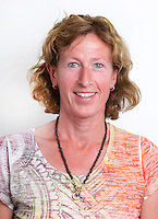 UTRECHT - Marjolein Bolhuis-Eijsvogel, Bestuurslid KNHB, belast met Tophockey Dames,  Jong Oranje Dames, meisjes A en B en de Districtselecties.Nederlands Meisjes B.FOTO KOEN SUYK