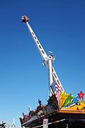 Thrill Ride at the Orange County Fair