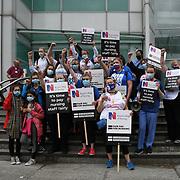 #NHS73 No to Privatisation