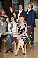 Downton Abbey Cast, Downton Abbey - Final Season press launch photocall, The May Fair Hotel, London UK, 13 August 2015, Photo by Richard Goldschmidt