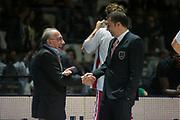 DESCRIZIONE : Bologna Lega A 2014-15 Granarolo Bologna EA7 Emporio Armani Milano<br /> GIOCATORE : Coach allenatore Banchi Luca<br /> CATEGORIA : coach allenatore<br /> SQUADRA : EA7 Emporio Armani Milano<br /> EVENTO : Campionato Lega A 2014-15<br /> GARA : Granarolo Bologna EA7 Emporio Armani Milano<br /> DATA : 22/05/2015<br /> SPORT : Pallacanestro <br /> AUTORE : Agenzia Ciamillo-Castoria/D.Vigni<br /> Galleria : Lega Basket A 2014-2015 <br /> Fotonotizia : Bologna Lega A 2014-15 Granarolo Bologna EA7 Emporio Armani Milano<br /> Creator/Photographer: danilovigni<br /> Predefinita :