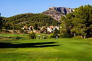 26-07-2016 Foto's persreis Golfers Magazine met Pin High naar Alicante en Valencia in Spanje. <br /> Foto: La Sella Golf Resort.