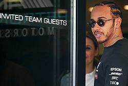 March 1, 2019 - Barcelona, Spain - the Mercedes of Lewis Hamilton during the Formula 1 test in Barcelona, on 01st March 2019, in Barcelona, Spain. (Credit Image: © Joan Valls/NurPhoto via ZUMA Press)