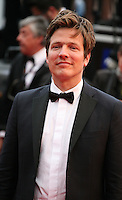 Thomas Vinterberg at the The Coen brother's new film 'Inside Llewyn Davis' red carpet gala screening at the Cannes Film Festival Sunday 19th May 2013