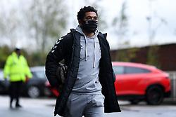 Jay Dasilva of Bristol City arrives at Ashton Gate Stadium prior to kick off - Mandatory by-line: Ryan Hiscott/JMP - 31/10/2020 - FOOTBALL - Ashton Gate Stadium - Bristol, England - Bristol City v Norwich City - Sky Bet Championship