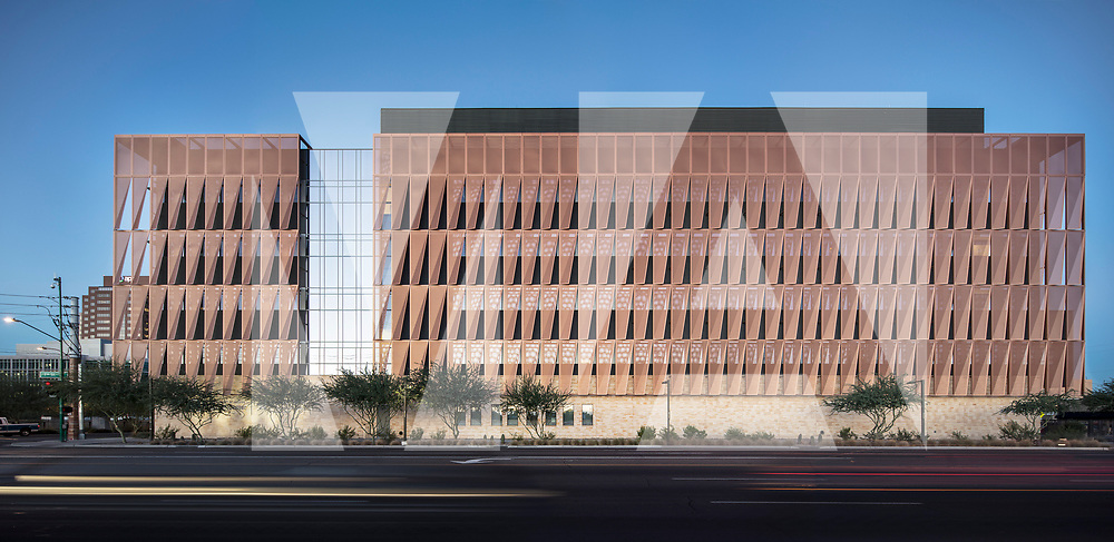 University of Arizona Cancer Center at Dignity Health by ZGF Architects