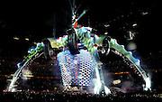 © Filippo Alfero<br /> Milano, 07/07/2009<br /> spettacolo<br /> U2 in concerto - 360° Tour<br /> Nella foto: il palco<br /> <br /> © Filippo Alfero<br /> Milan, Italy, 07/07/2009<br /> entertainment<br /> U2 in concert - 360° Tour<br /> In the photo: the stage