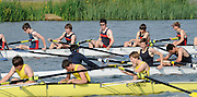 Eton,  GREAT BRITAIN. Eton Schools' Regatta, Eton Rowing Centre, Dorney Lake. [Finish of cancelled National Schools Regatta], Saturday, 07/06/2008  [Mandatory Credit:  Peter SPURRIER / Intersport Images]. Rowing Courses, Dorney Lake, Eton. ENGLAND
