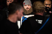 LAS VEGAS, NV - JULY 7:  Roy Nelson walks to the Octagon during UFC Fight Night at MGM Grand Garden Arena on July 7, 2016 in Las Vegas, Nevada. (Photo by Cooper Neill/Zuffa LLC/Zuffa LLC via Getty Images) *** Local Caption *** Roy Nelson
