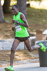 Boston Athletic Association Half Marathon, Cleotich Ngetich
