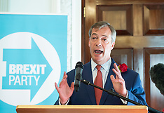 Brexit Party 23rd April 2019