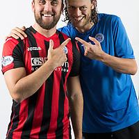 St Johnstone FC Portraits