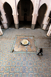Cherratin Madrasa, Fes al Bali medina, Fes, Morocco