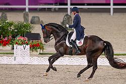 Schut-Kery Sabine, USA, Sanceo, 173<br /> Olympic Games Tokyo 2021<br /> © Hippo Foto - Dirk Caremans<br /> 28/07/2021