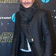 NLD/Amsterdam/20151215 - première van STAR WARS: The Force Awakens!, Danny Froger