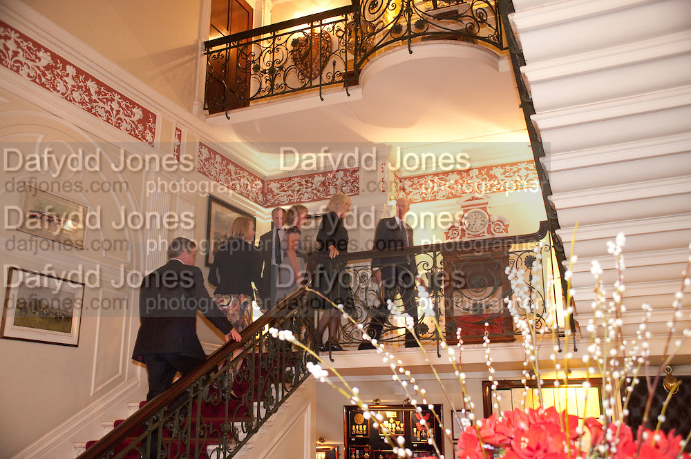 The Lady Joseph Trust, fundraising party.<br /> Camilla, Duchess of Cornwall  attends gala fundraising event as newly appointed President of the charity. The Lady Joseph Trust was formed in 2009 to raise funds to acquire horses for the UKÕs top Paralympic riders Cavalry and Guards Club, 127 Piccadilly, London,<br /> 26 October 2011. <br /> <br />  , -DO NOT ARCHIVE-© Copyright Photograph by Dafydd Jones. 248 Clapham Rd. London SW9 0PZ. Tel 0207 820 0771. www.dafjones.com.<br /> The Lady Joseph Trust, fundraising party.<br /> Camilla, Duchess of Cornwall  attends gala fundraising event as newly appointed President of the charity. The Lady Joseph Trust was formed in 2009 to raise funds to acquire horses for the UK's top Paralympic riders Cavalry and Guards Club, 127 Piccadilly, London,<br /> 26 October 2011. <br /> <br />  , -DO NOT ARCHIVE-© Copyright Photograph by Dafydd Jones. 248 Clapham Rd. London SW9 0PZ. Tel 0207 820 0771. www.dafjones.com.