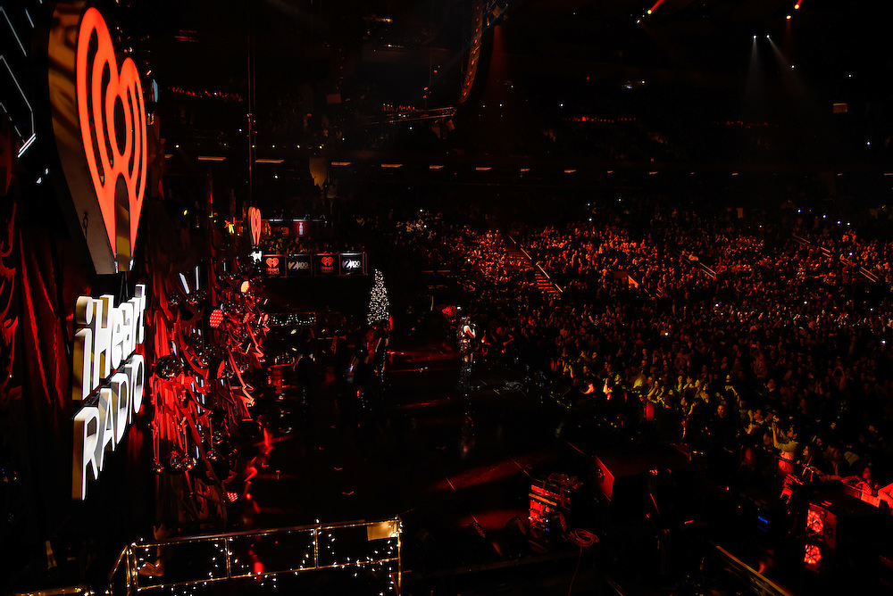 Photos of Hailee Steinfeld performing live at iHeartRadio Jingle Ball 2015, hosted by Z100 New York at Madison Square Garden, NYC on December 11, 2015. © Matthew Eisman/ iHeartRadio. All Rights Reserved