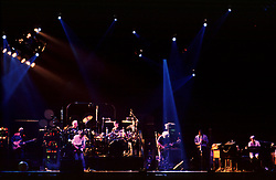 The Grateful Dead in a Dark Star jam at the Nassau Coliseum, Uniondale NY, 29 March 1990