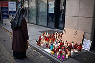 Białystok. Protest kobiet przeciwko wyrokowi TK