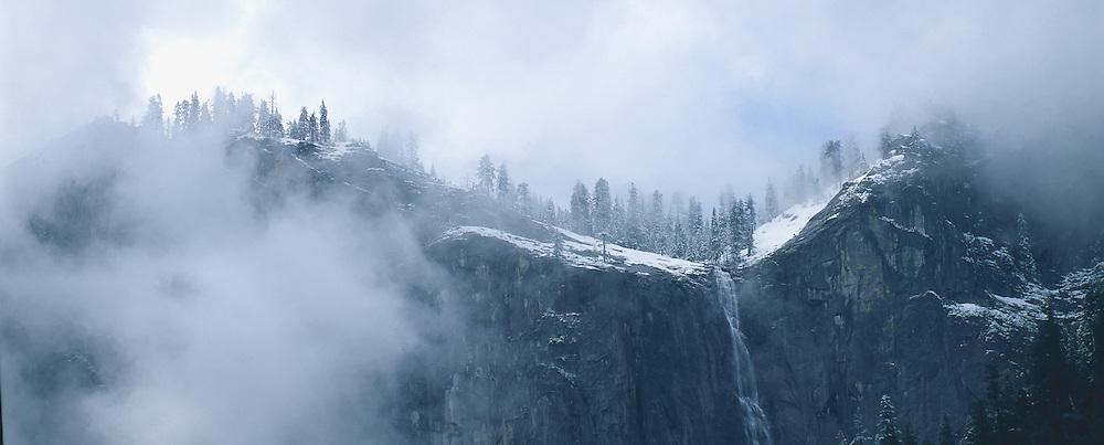 Bridalveil Falls, Yosemite, National Park