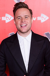 January 3, 2018 - London, London, UK - London, UK. OLLIE MURS attends the Launch of The Voice UK 2018 press launch on ITV. (Credit Image: © Ray Tang/London News Pictures via ZUMA Wire)