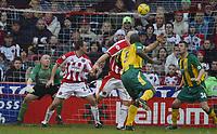 Sheffield United v West Bromwich Albion<br /> 21.02.2004<br /> <br /> WBA DARREN MOORE SCORES EQUALIZER