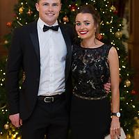 Ballyea's Paul Flanagan and Sarah Moloney