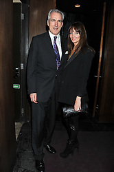 JEREMY KING and LAUREN GURVICH at a party to celebrate the launch of Pomp magazine - a magazine representing London Luxury without the Ceremony focusing on the luxury, fashion and culture of the Capital, hosted by Tom Parker Bowles and the Directors of Pomp Magazine held at The Cuckoo Club, Swallow Street, London on 17th November 2011.