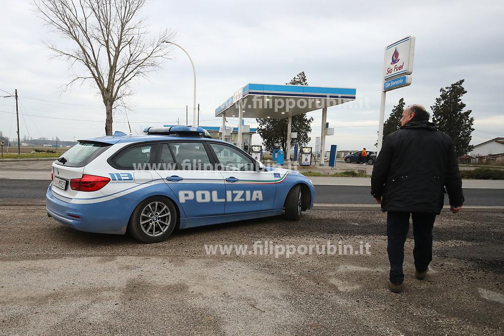 INCIDENTE MORTALE MARIA PAOLA PASSAFINI BOSCO MESOLA