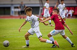 NK Bravo Ljubljana vs NS Mura during the Open Cup 2021. , on 12.06.2021 in ZAK Stadium, Ljubljana, Slovenia. Photo by Urban Meglič / Sportida